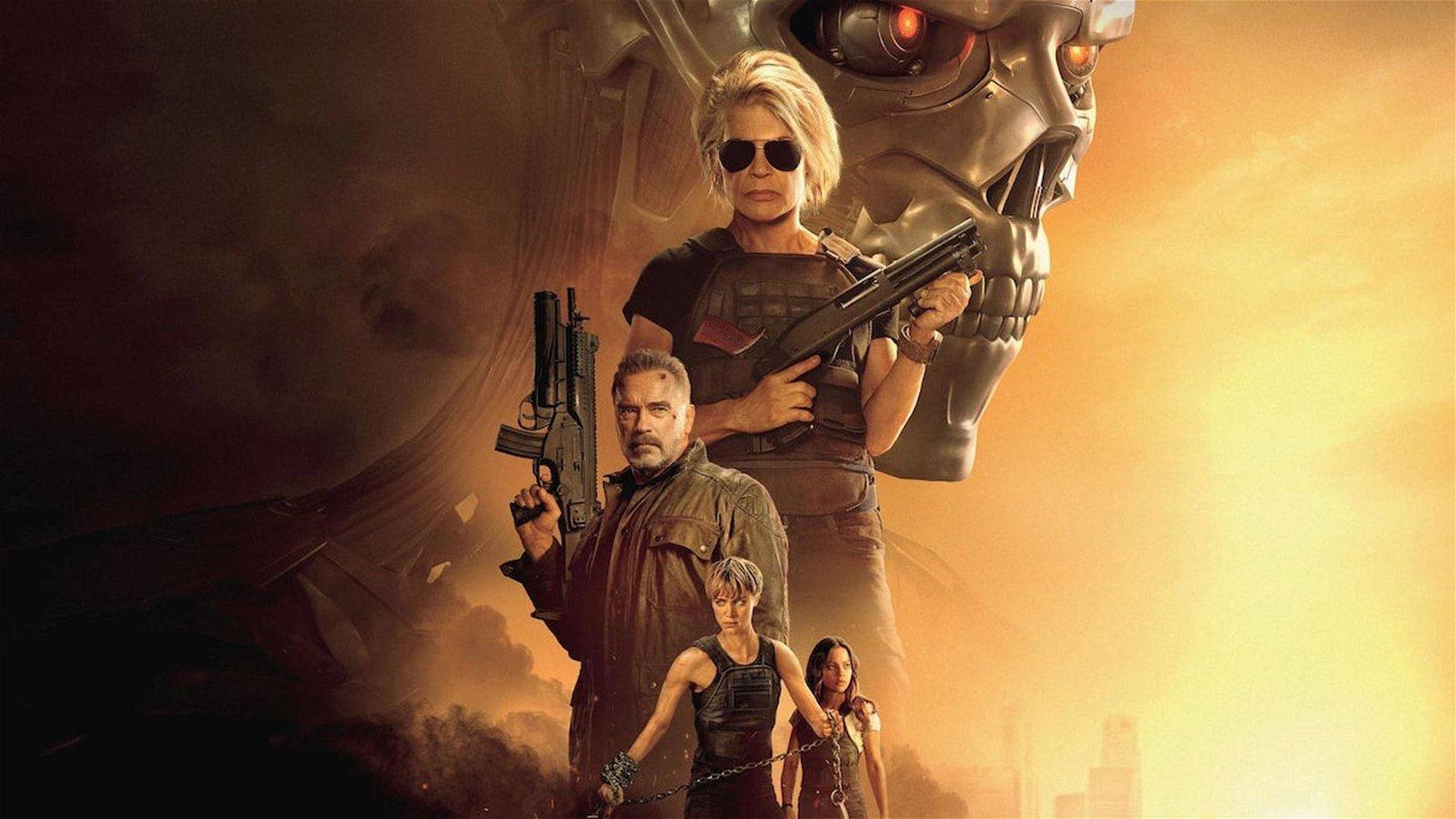 Terminator: Dark Fate (2019) Review 11