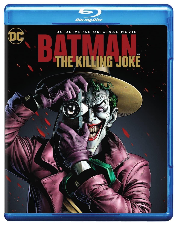 The Killing Joke (2016) Review 2