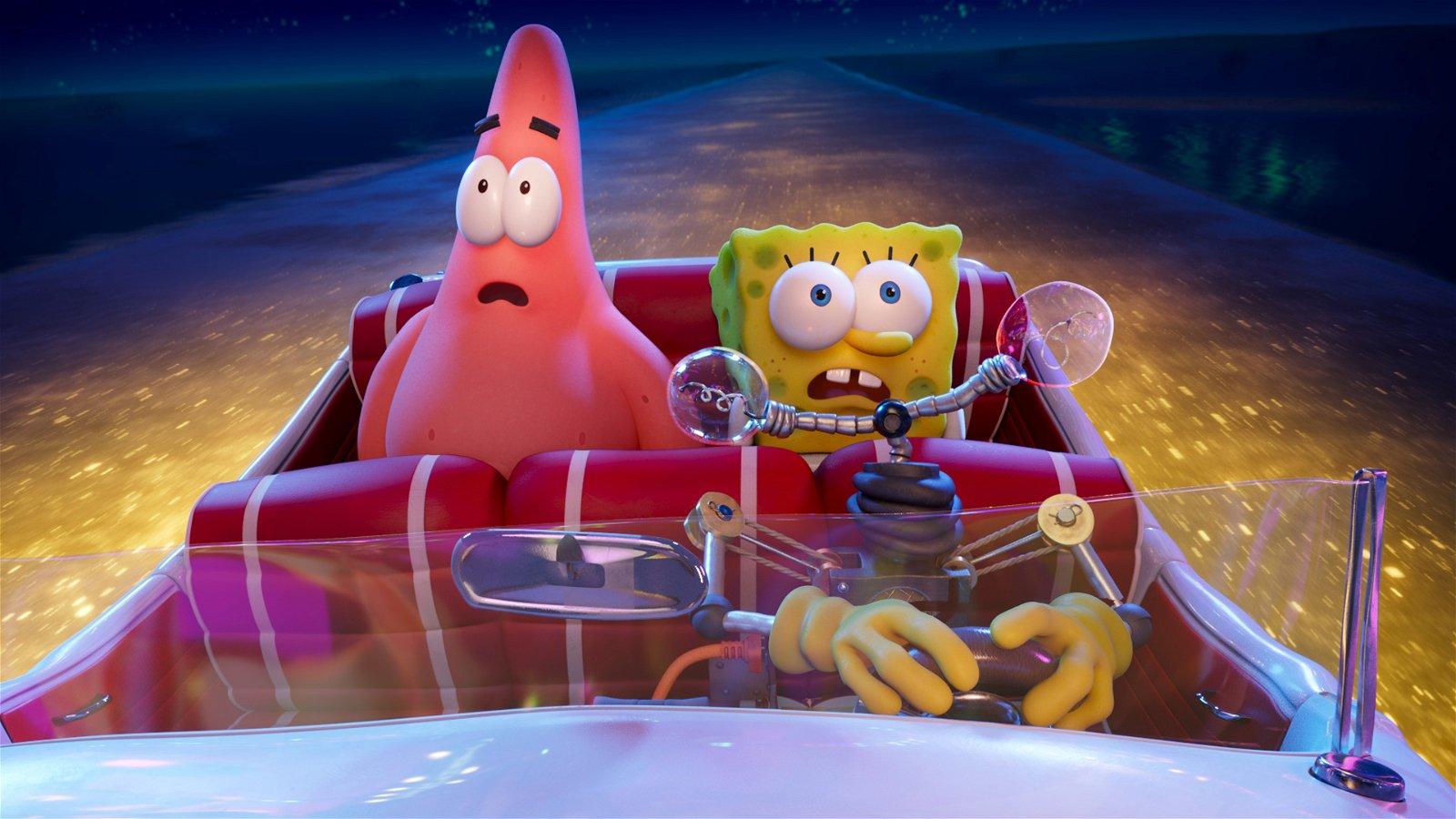 The SpongeBob Movie: Sponge On The Run (2020) Review 7