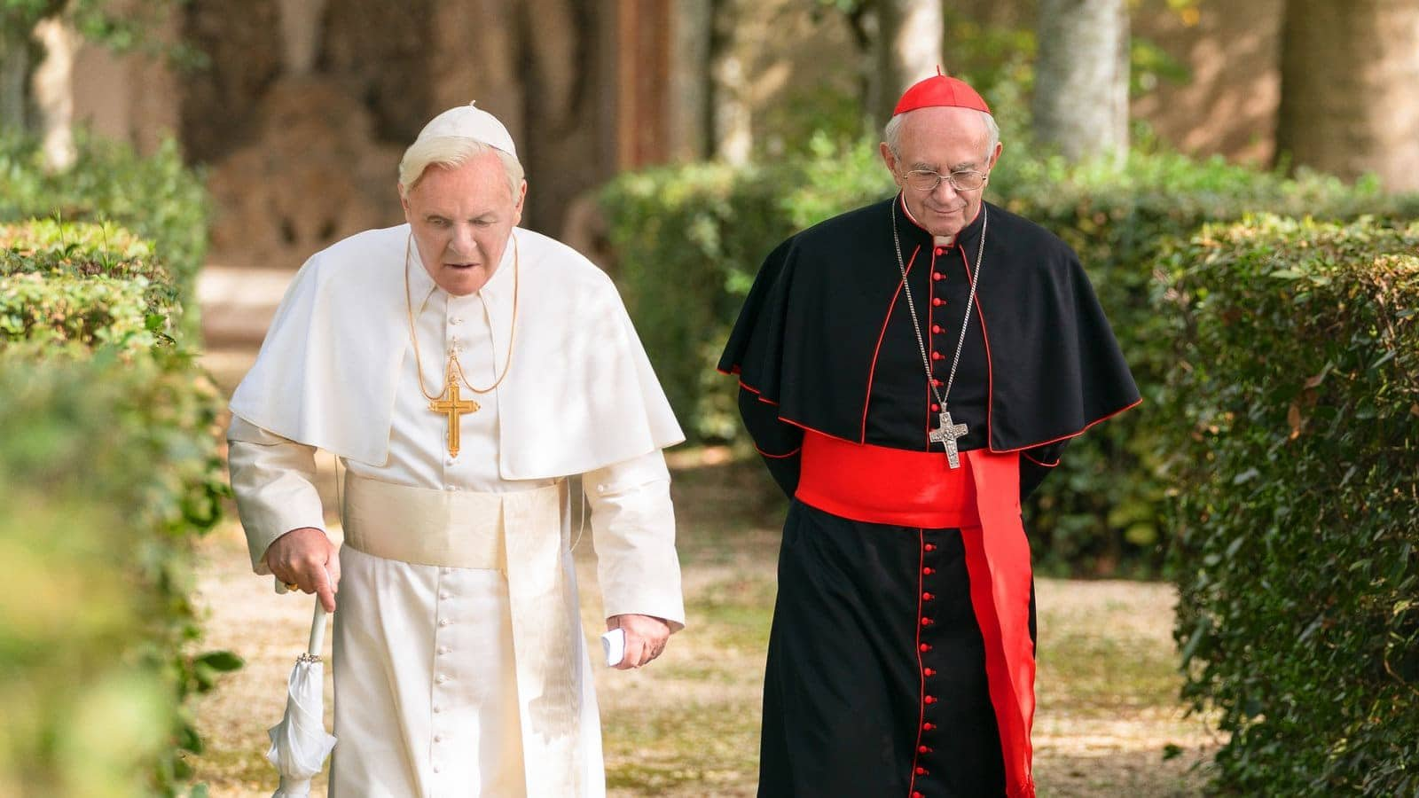 The Two Popes (2019) Review 5