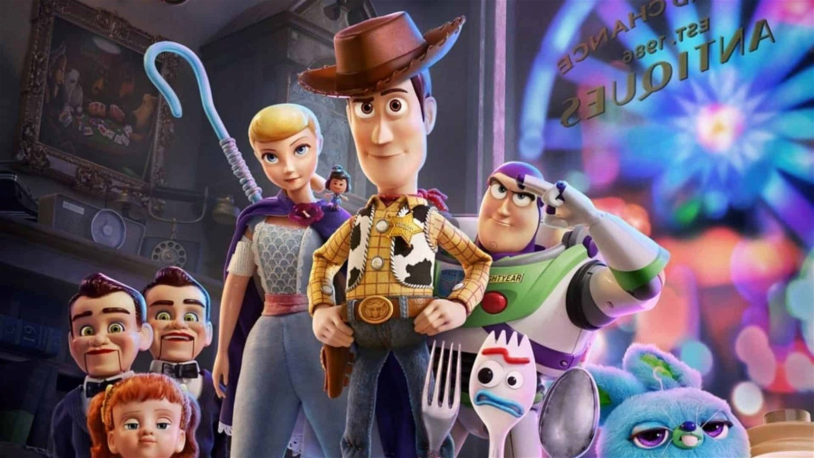 Toy Story 4 (2019) Review 9