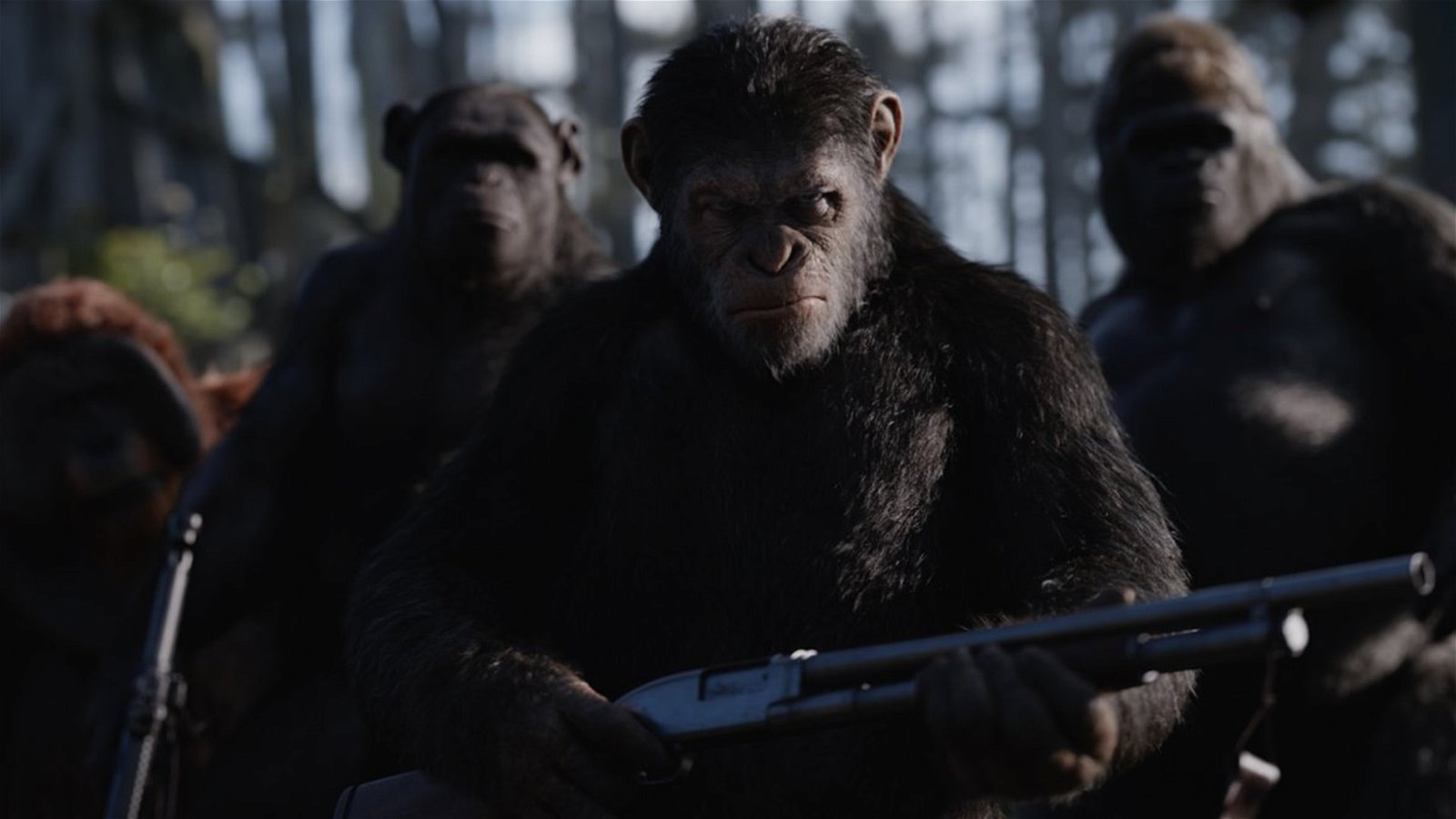 War for the Planet of the Apes (2017) Review 2