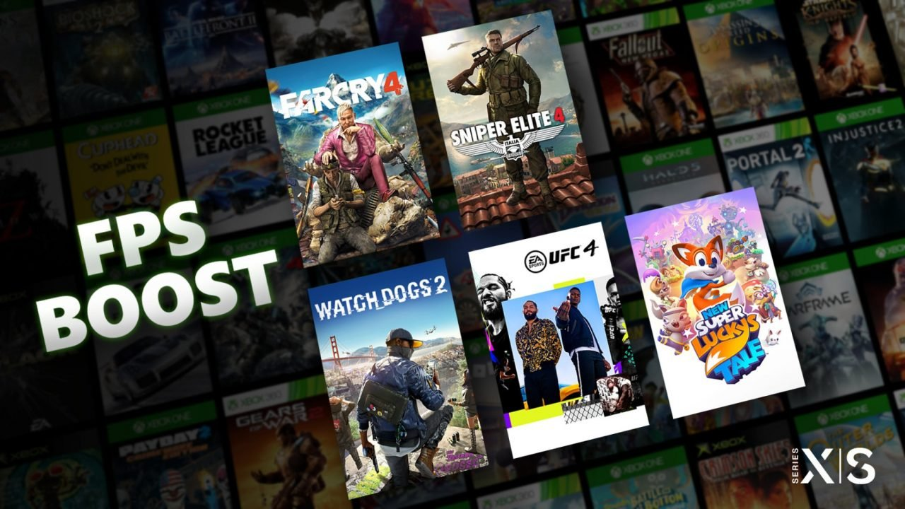 Xbox Backwards-Compatible Team Introduces New Xbox Series X/S Feature: Fps Boost 1