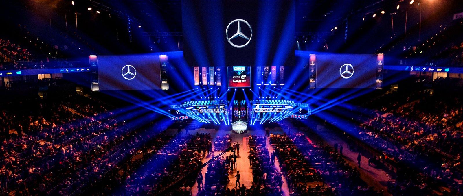 Mercedes-Benz: Esports