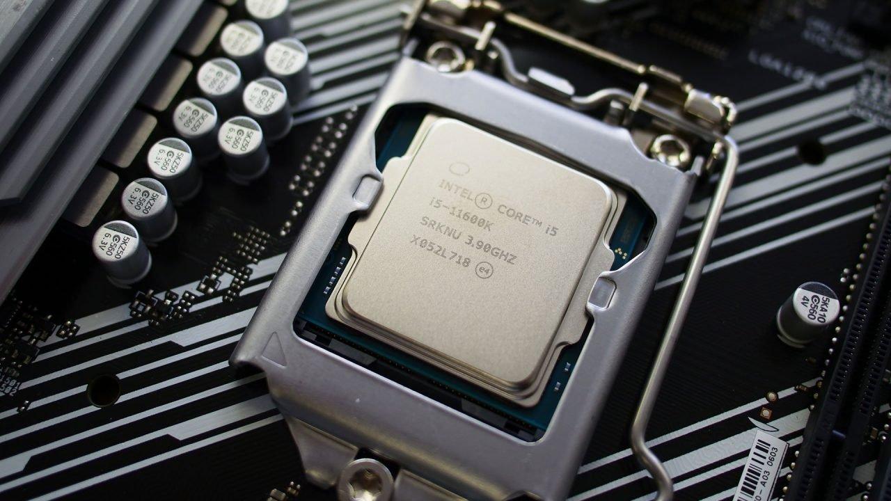 Intel Core I5 11600K Review