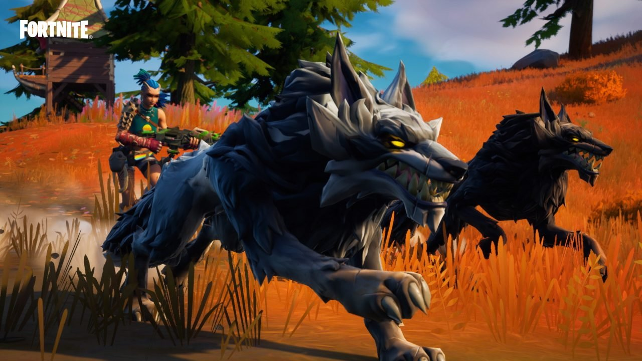 Fortnite Chapter 2 Season 6 Features New Animals