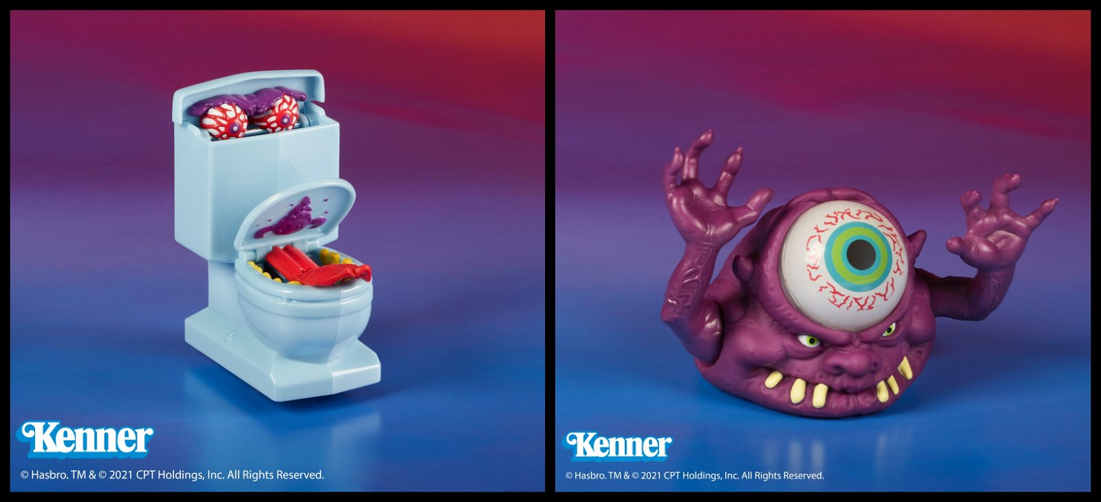Kenner Classics Fearsome Flush And Bug-Eye