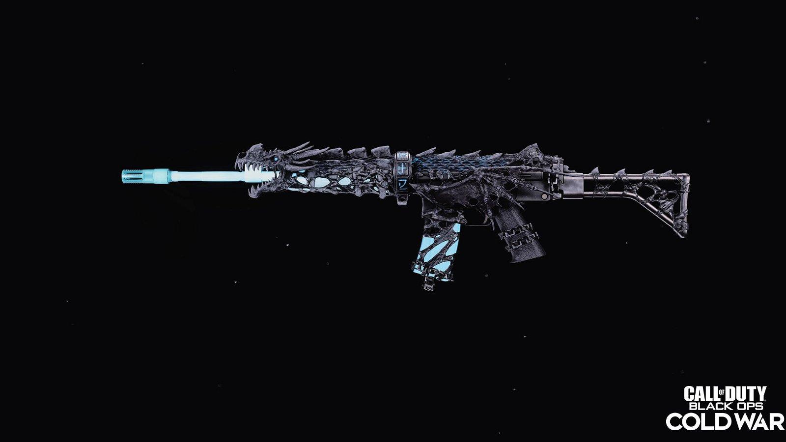 Call Of Duty: Black Ops Cold War Blueprints