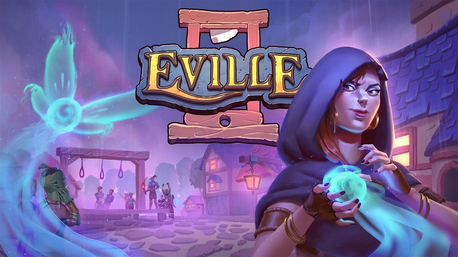 Eville, Early Access Coming Soon To Steam