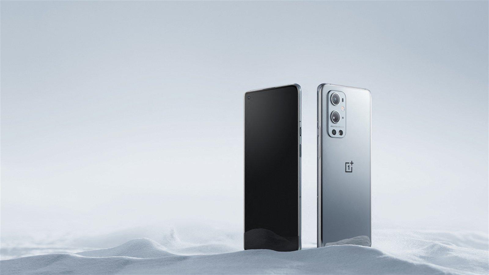 New OnePlus 9 Series Smartphones Launch 4