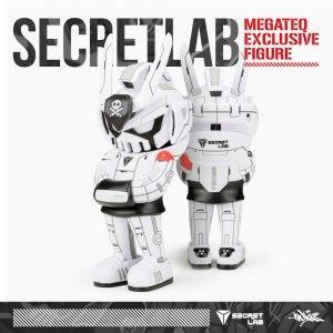 12-Inch Secretlab Megateq Vinyl Figure