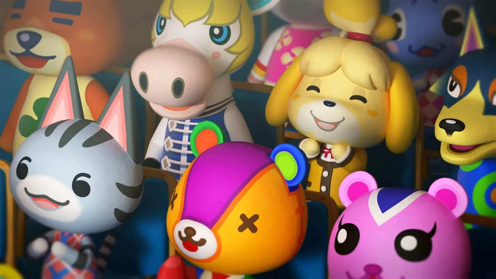 Animal Crossing Collection Coming to Build-A-Bear Workshop (Update: Launching today!) 1