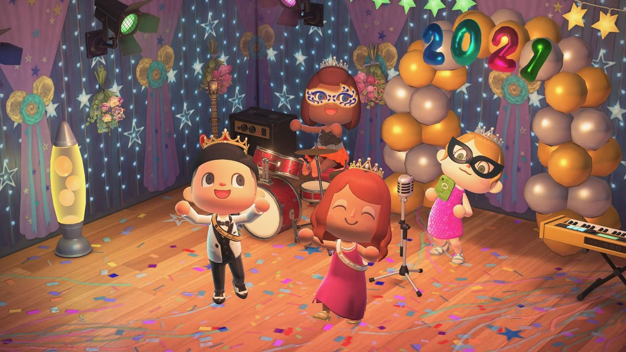Animal Crossing Plans Small Anniversary For New Horizons March 18