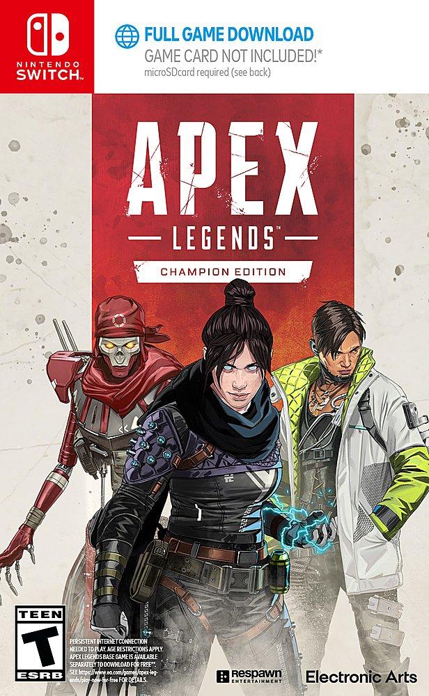 Apex Legends Champion Edition Review 3