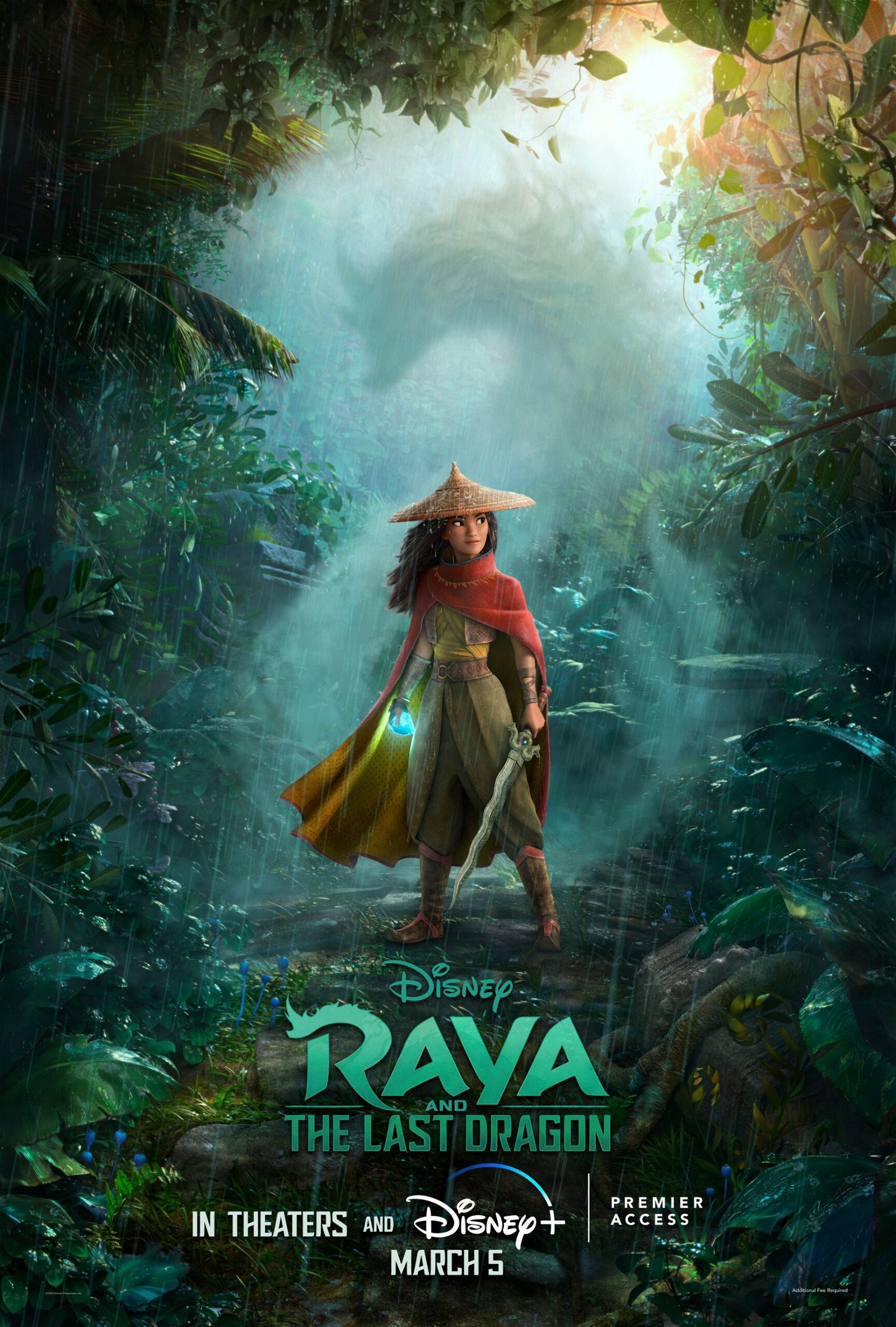 Raya and the Last Dragon (2021) Review