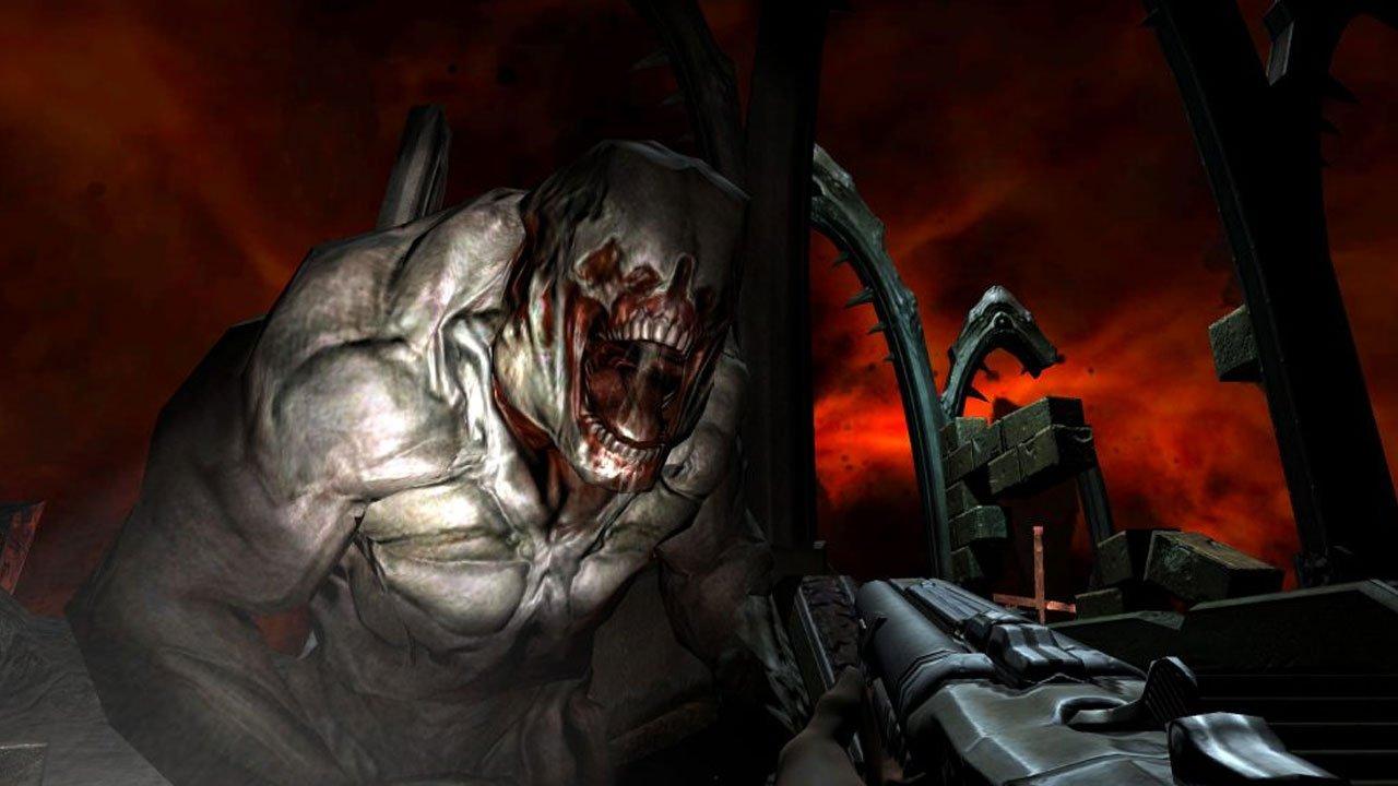 DOOM 3: VR Edition Announced