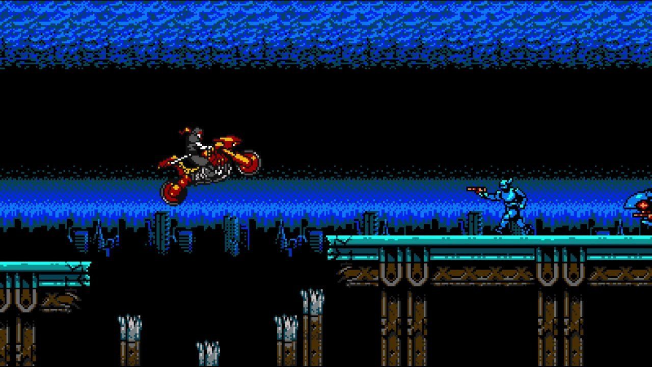 Cyber Shadow Review 3