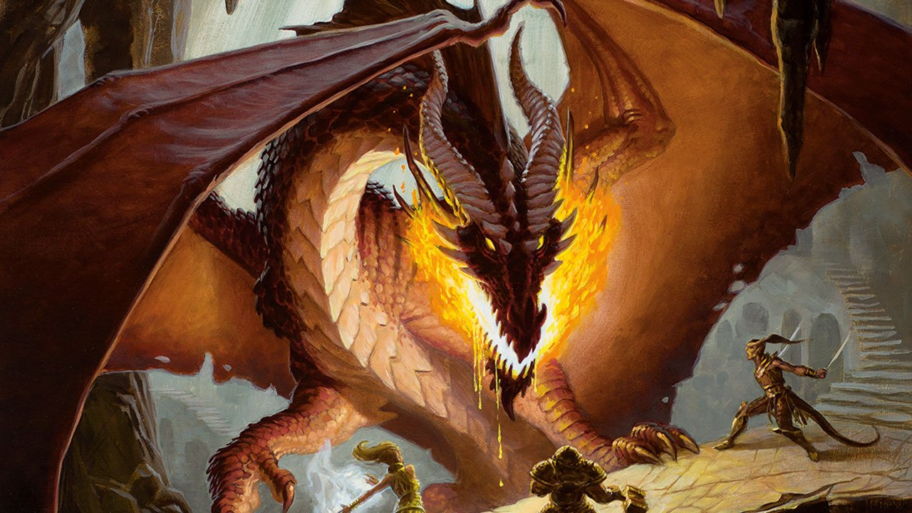 Dungeons and Dragons, The Next Big RPG?