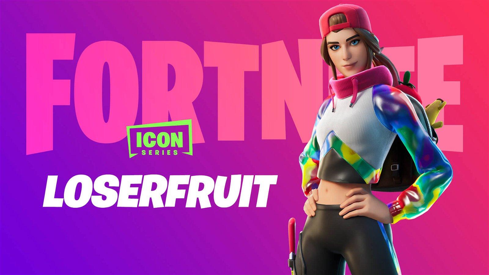 Fortnite Icon Loserfruit