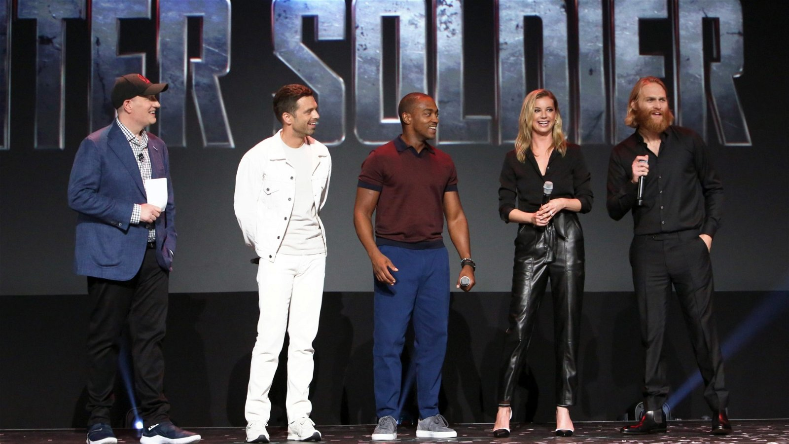 Falcon and the Winter Soldier Fans Welcomed to Hate on Wyatt Russell 2