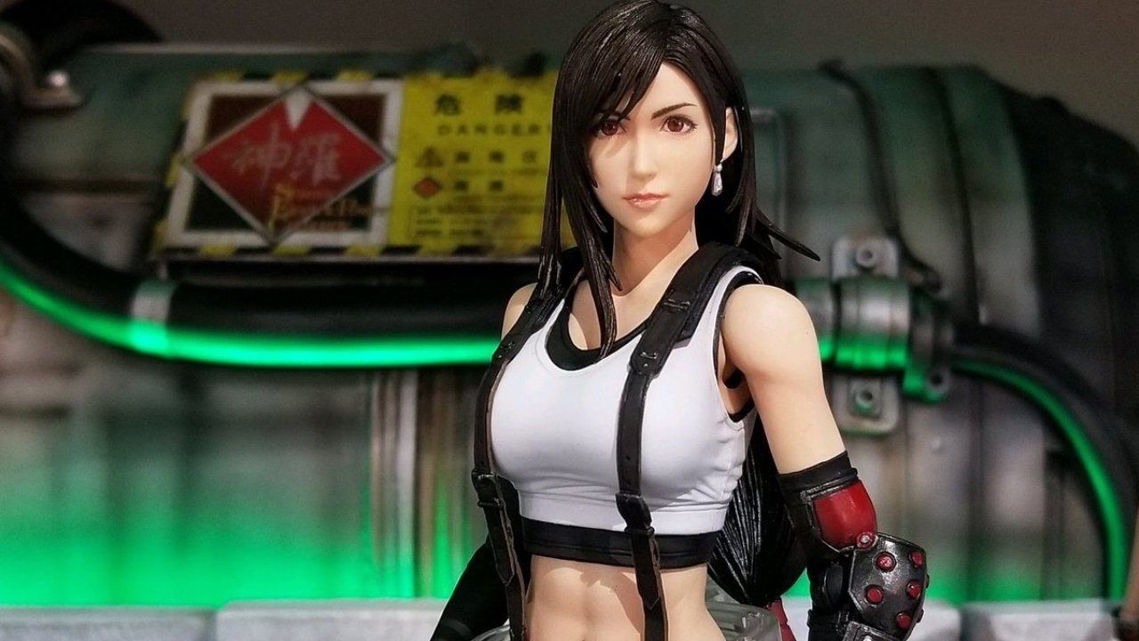 Final Fantasy VII Tifa Figure is Finally Here 2