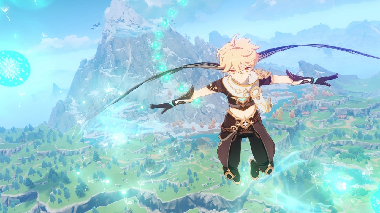 Genshin Impact Version 1.4 Brings New Features and Quests to the Popular RPG
