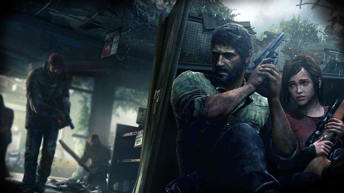 Joel And Ellie, The Last Of Us