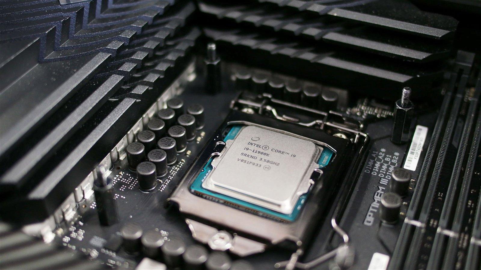 Intel Core i9 11900K CPU Review 6