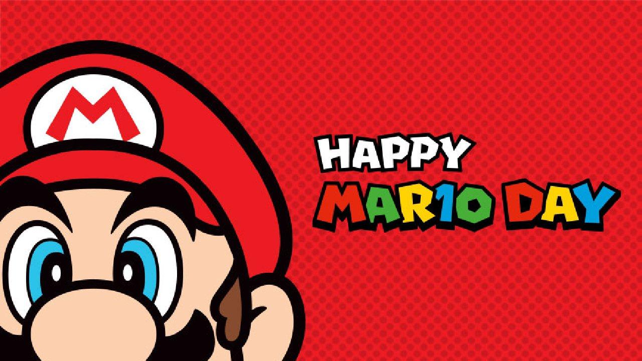 It's Super #MAR10 Day! 3