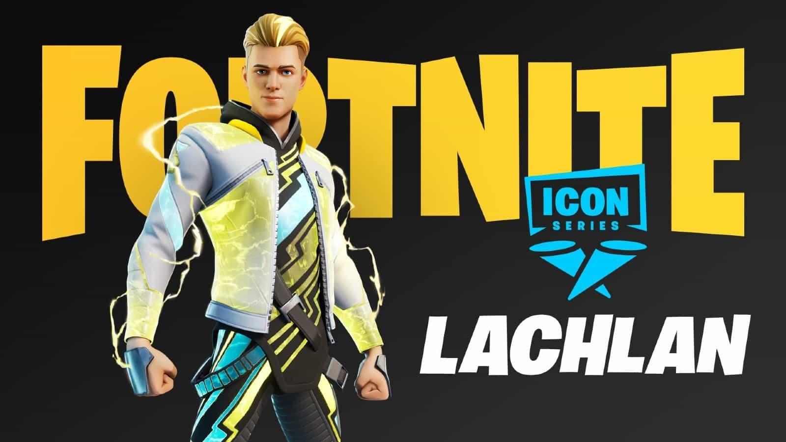 Fortnite Icon Lachlan