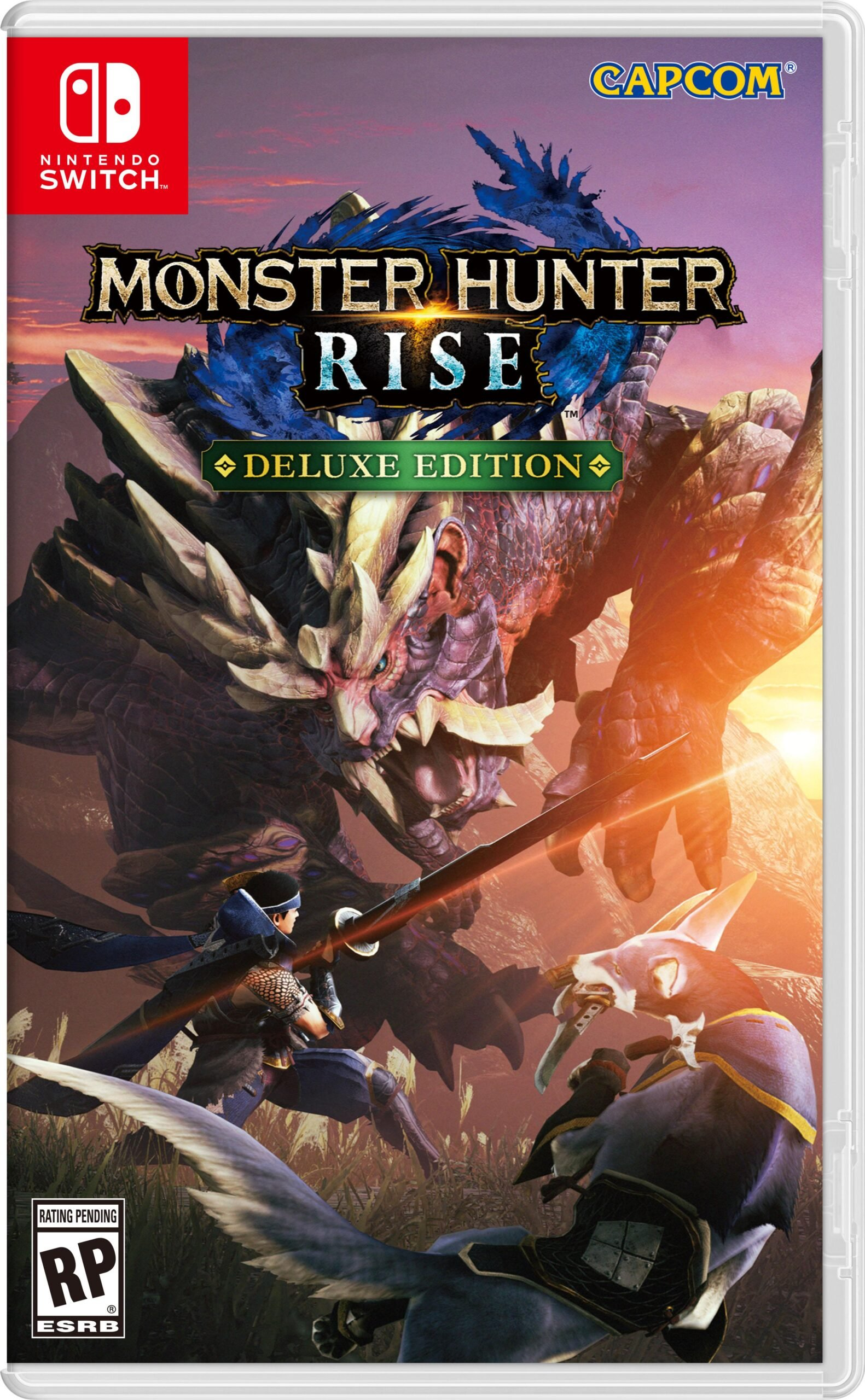 Monster Hunter Rise (Switch) Review