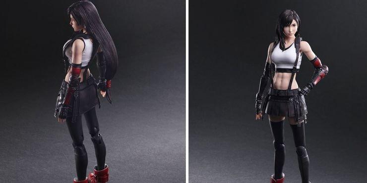 Final Fantasy Vii Tifa Figure Is Finally Here 1