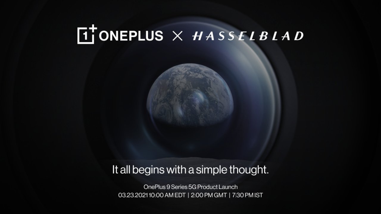 OnePlus 9 Series Launches March 23rd 1