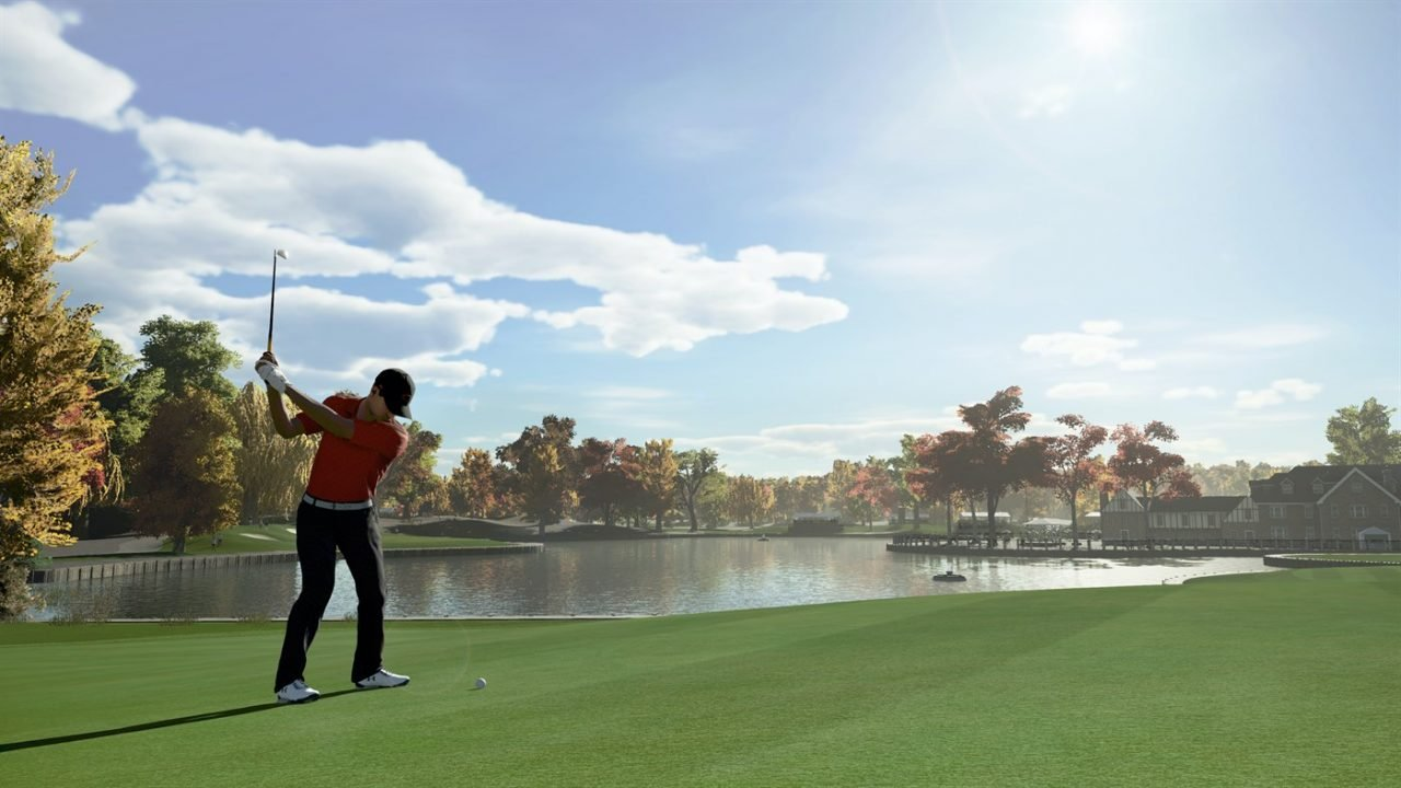 Having Proven Themselves With Last Year'S Pga Tour 2K21, Canadian Developer Hb Studios Will Be Acquired By 2K, And Continue The Series With Tiger Woods As Its Cover Athlete.