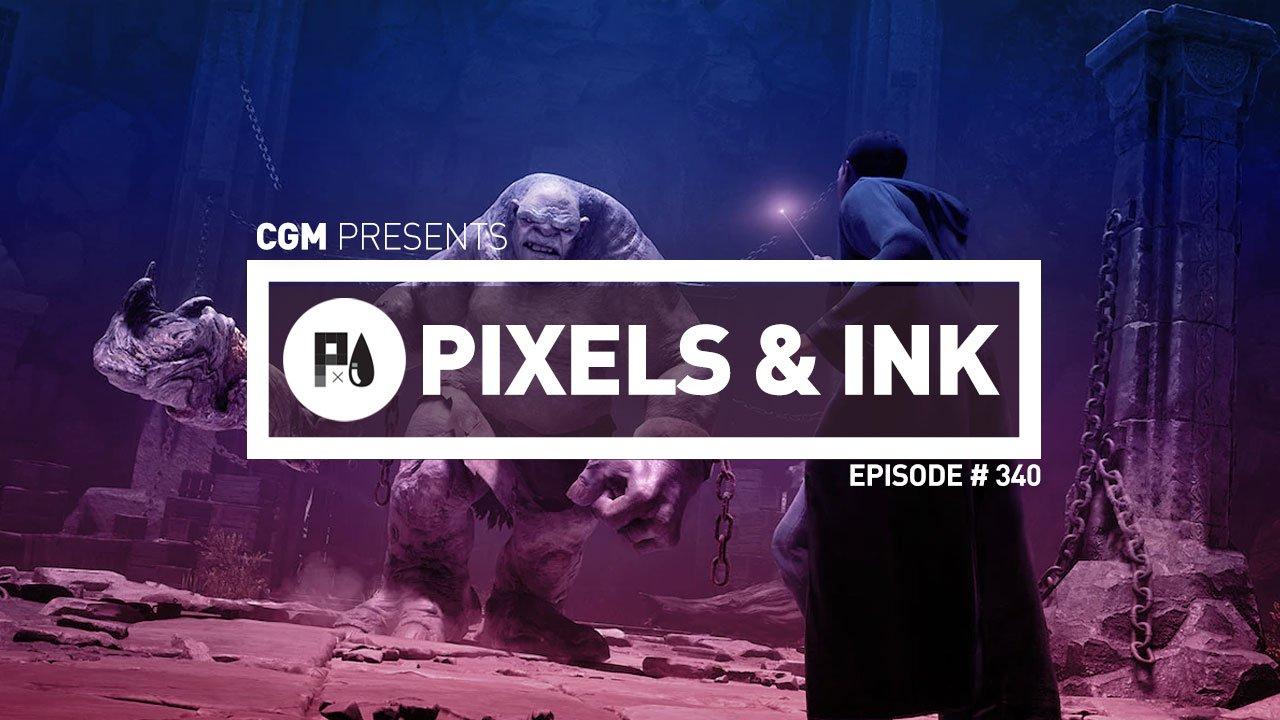 Pixels & Ink Podcast: Episode 340 — The Magic of Representation