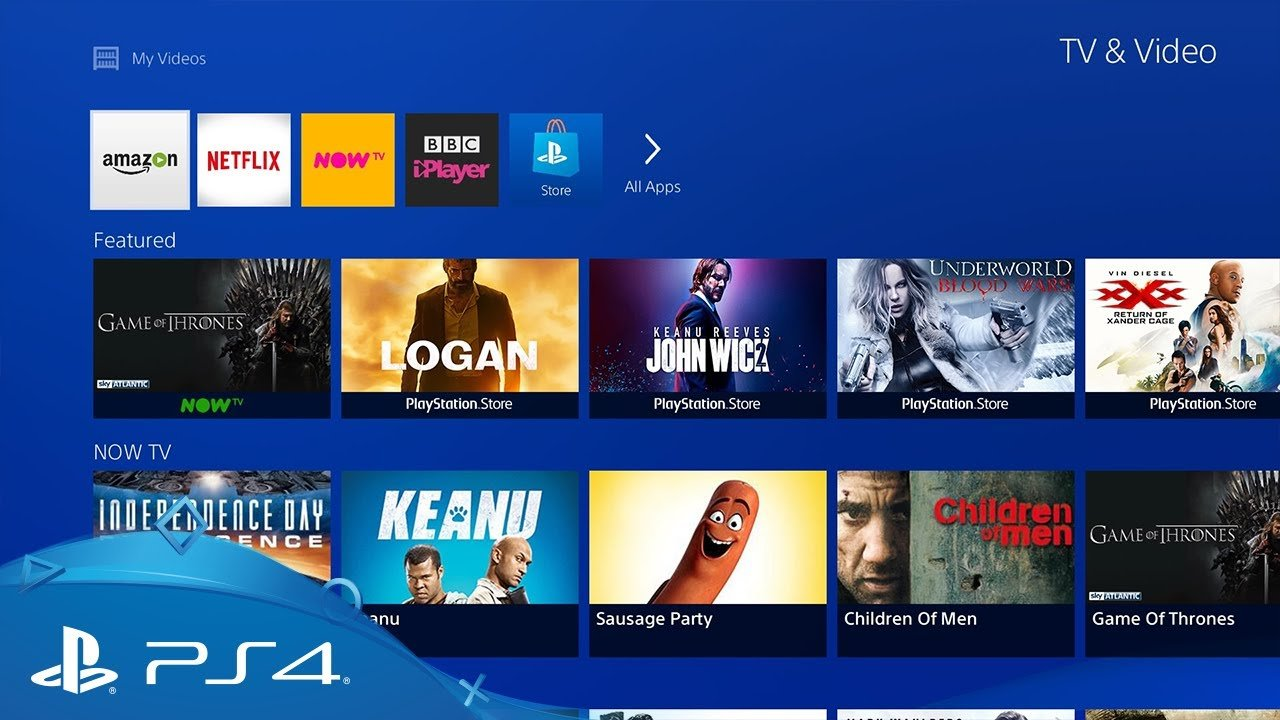 The Playstation Store Is Discontinuing Video Purchases And Rentals This Summer, But Existing Purchases Will Still Be Accessible.