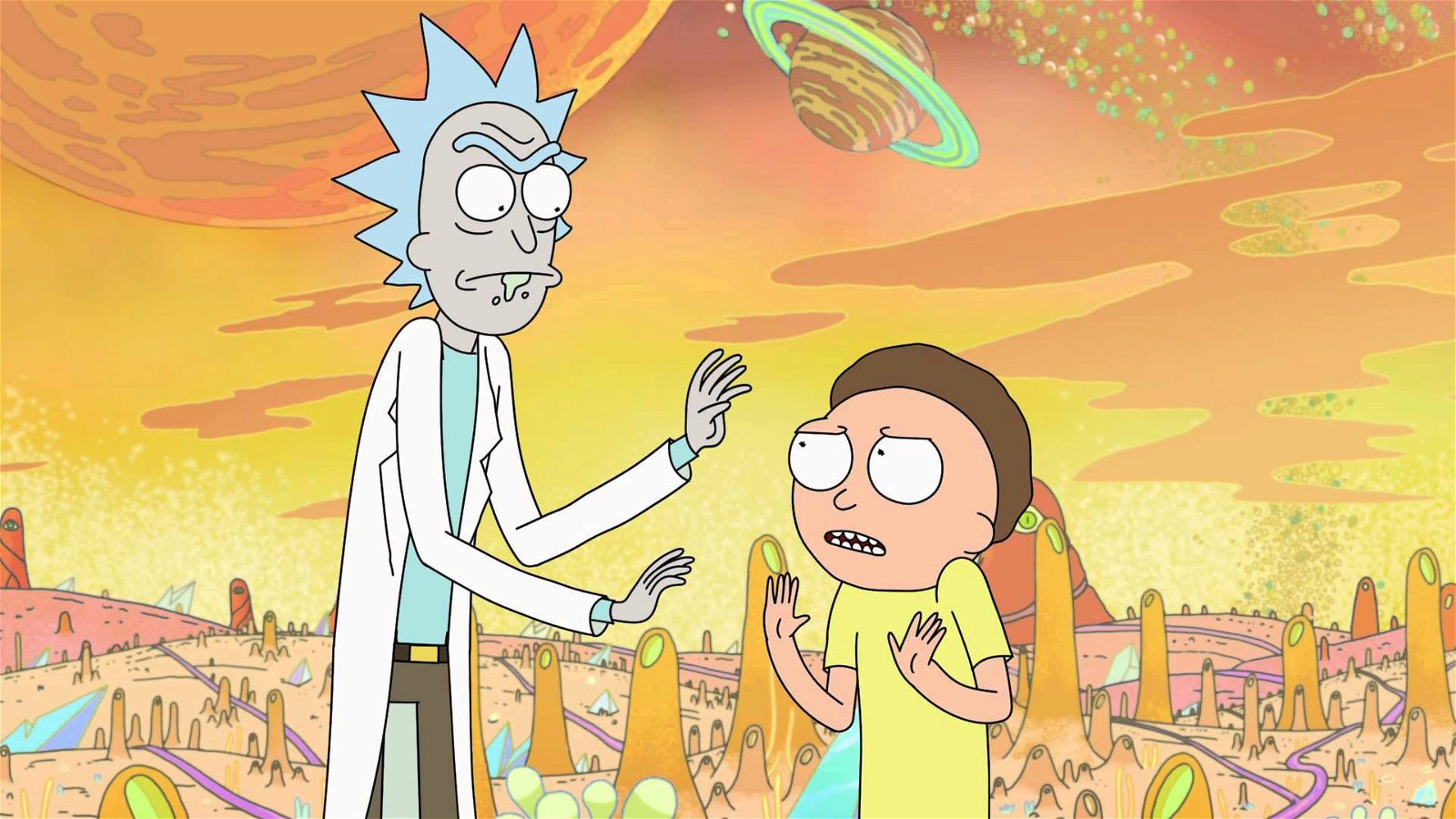 'Rick and Morty' Seasons 1-4 out With a New Blu-ray Boxset