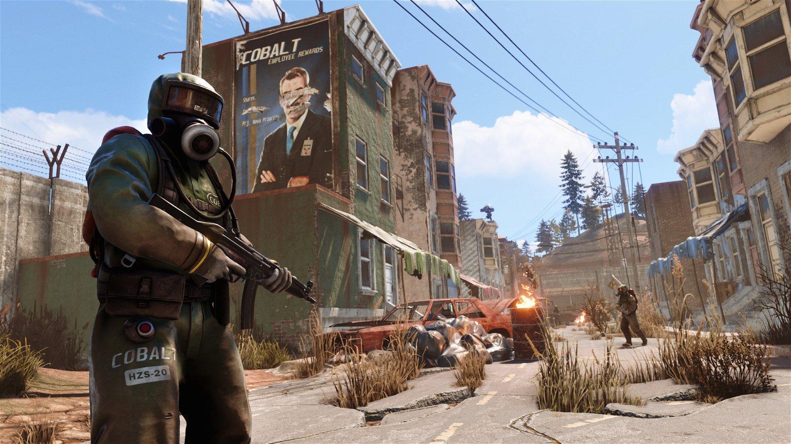 Rust Loses Players Progression in Data Centre Fire 2