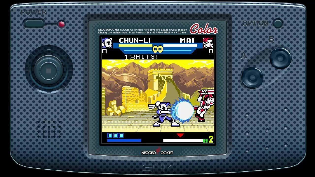 Snk Vs Capcom: Match Of The Millennium (Switch) Review