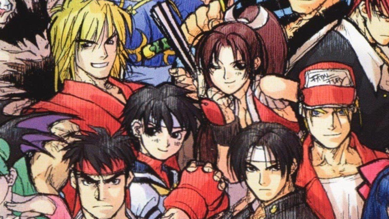 SNK vs Capcom: Match of the Millennium (Switch) Review 7