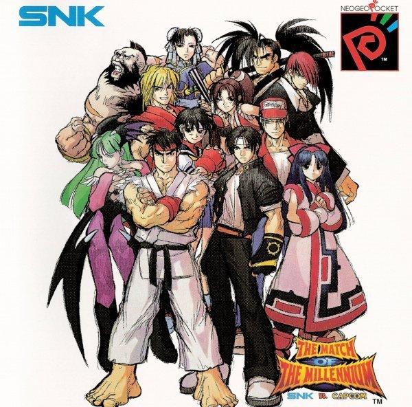 SNK vs Capcom: Match of the Millennium (Switch) Review 6