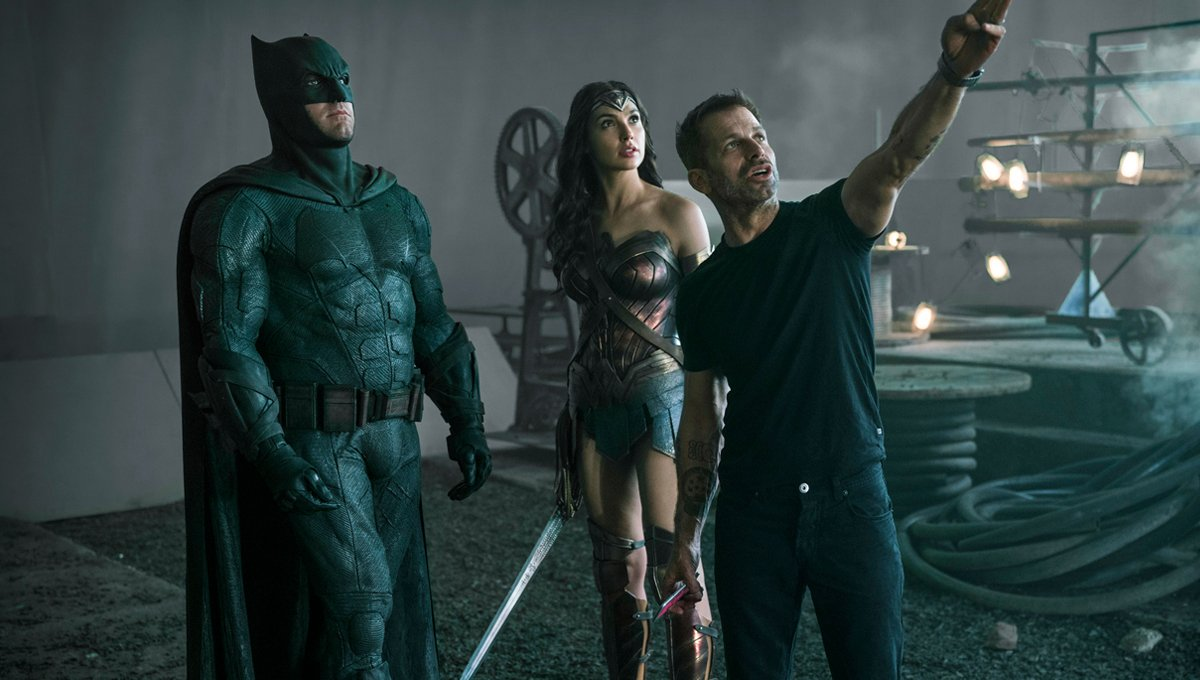 Zack Snyder'S Ambitious Vision For Justice League Will See The Light Of Day At Last, For Some Crave Subscribers In Canada.