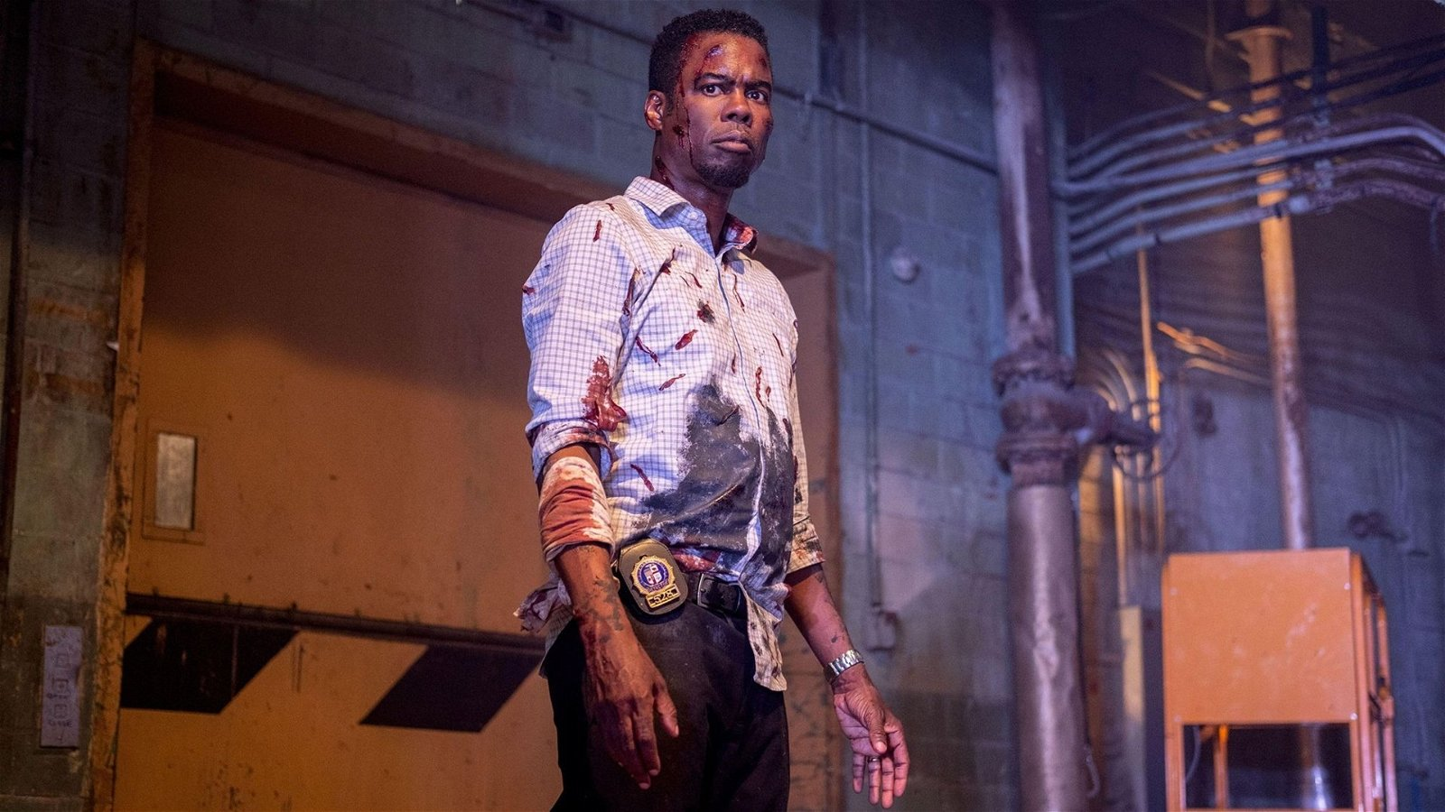 Spiral Featuring Chris Rock and Samuel L. Jackson Releases Trailer 1