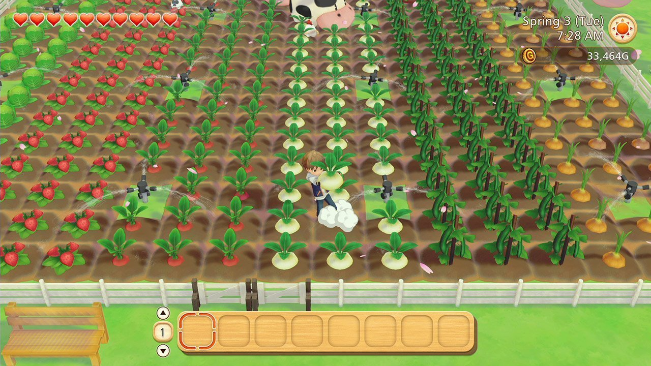 Story Of Seasons: Pioneers Of Olive Town Review 5