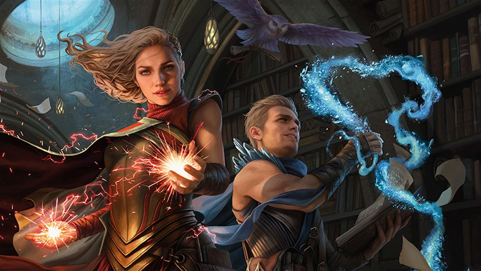 Strixhaven Takes Magic: The Gathering Players Back to School April 23 2