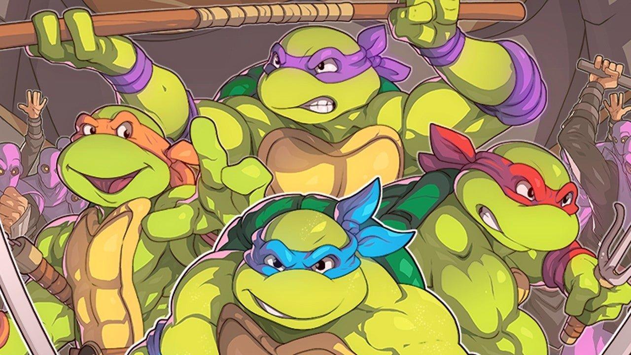 Teenage Mutant Ninja Turtles: Shredder's Revenge Announced 1