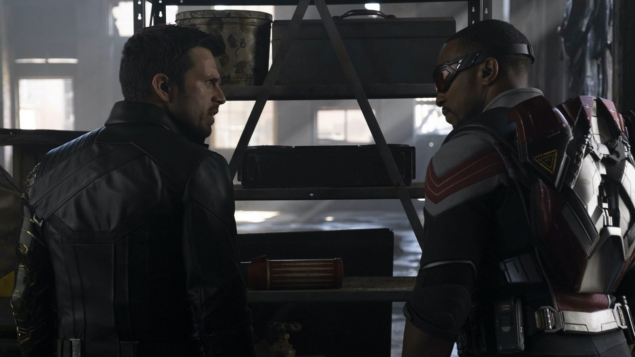 The Falcon And The Winter Soldier Review 2