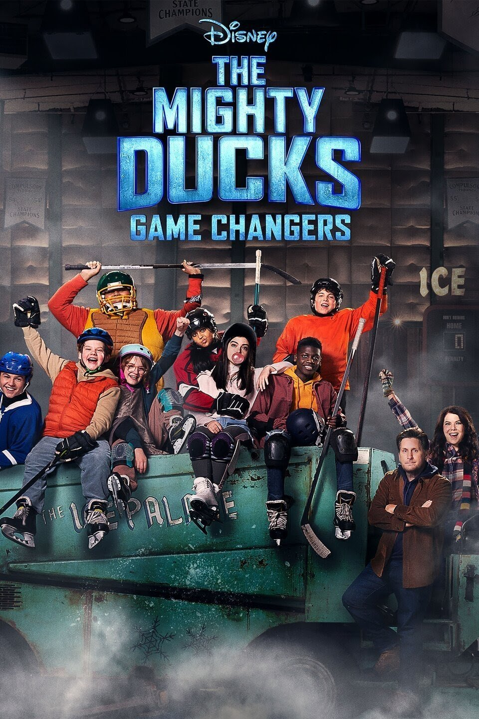 The Mighty Ducks: Game Changers (2021) Review 4