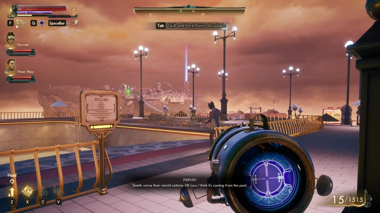 The Outer Worlds: Murder On Eridanos Review 3
