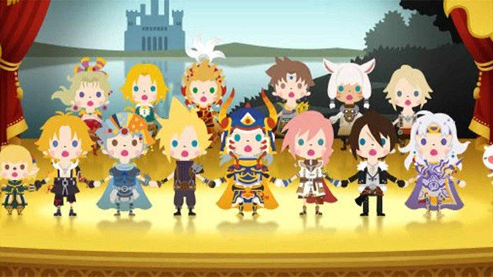 Theatrhythm Final Fantasy Trademarks Filed In Canada and Australia 3
